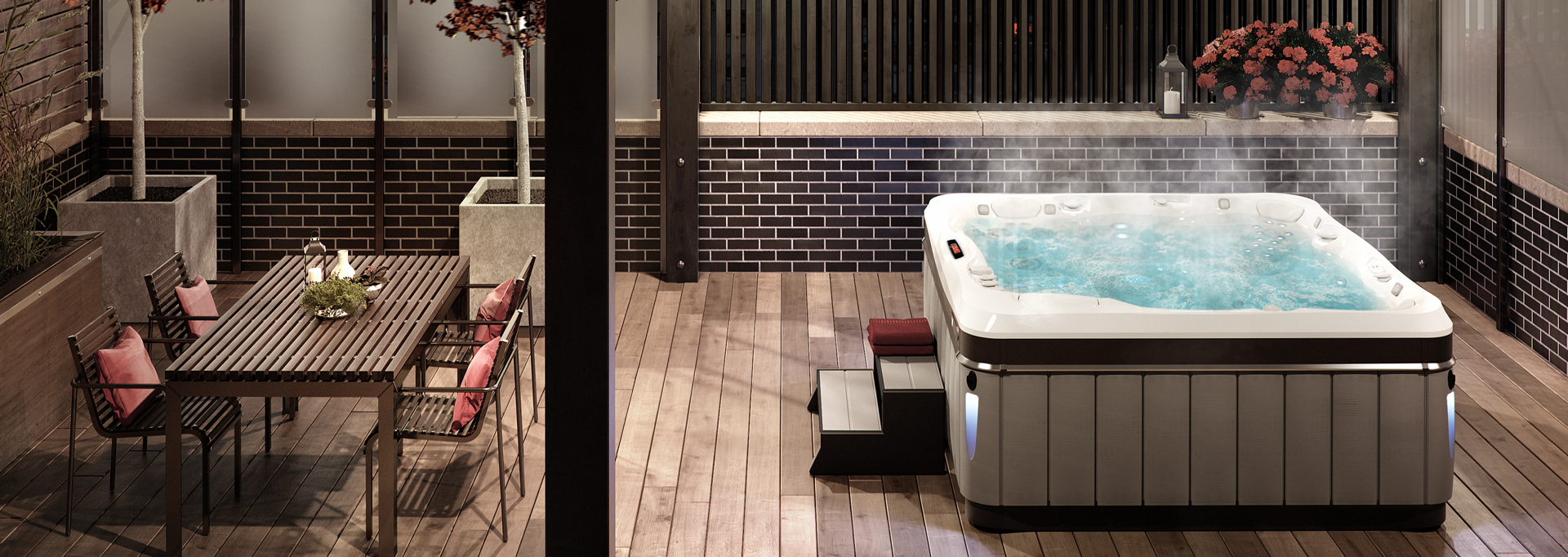 Finest Luxury Spas & Hot Tubs